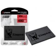 DRIVE SSD INTERNO 2.5 480GB SATA 3 SA400S37 KINGSTON