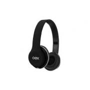 FONE DE OUVIDO COM MICROFONE STYLE OEX HP-103 PRETO