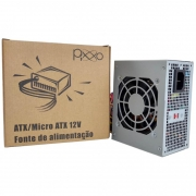 FONTE ATX 200W SLIM PIXXO PL200