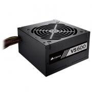 FONTE ATX 600W REAL 80 PLUS CORSAIR VS600