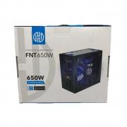 FONTE ATX 650W REAL HOOPSON FNT-650W