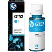 GARRAFA DE TINTA HP GT52 MH54AL 70ML CIANO