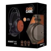 HEADSET GAMER HIVE USB 7.1 OEX HS-405