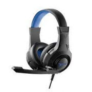 HEADSET GAMER P3 E USB XWISE HS-6213 PRETO/AZUL