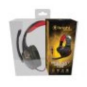 HEADSET GAMER USB BRIGHT 0468 PRETO/VERMELHO