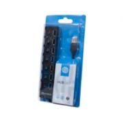HUB USB 2.0 07 PORTAS HOOPSON HUB-007