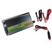 INVERSOR DE ENERGIA VEICULAR 24V 600W FLEX FX-INV.600W/220