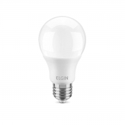 LAMPADA BULBO LED A60 15W BIVOLT 6500K ELGIN