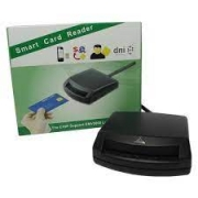 LEITOR SMARTCARD USB 2.0 CNPJ/CPF F3 JC-LT3 175 PRETO