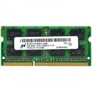 MEMORIA DDR3 1600 08GB PC3L PARA NOTEBOOK MICRON/DNIX