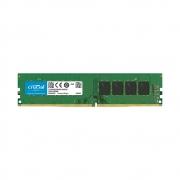 MEMORIA DDR4 04GB 2666 CL19 1.V CRUCIAL