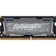 MEMORIA DDR4 16GB 2666 GAMER BALLISTIX P/ NOTEBOOK