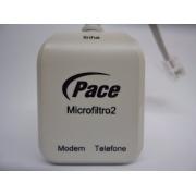 MICRO FILTRO ADSL/VDSL DUPLO PACE