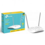 MODEM E ROTEADOR WIRELESS 300MBPS ADSL2  TP-LINK TD-W8961N