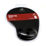 MOUSE PAD GEL C3TECH MP-200 PRETO