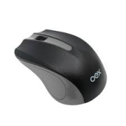 MOUSE SEM FIO 2.4GHZ OEX MS-404 CINZA