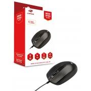 MOUSE USB 1000DPI C3TECH MS-30BK PRETO