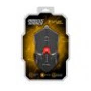 MOUSE USB GAMER 2400DPI BRIGHT 0462 PRETO