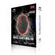 MOUSE USB GAMER 2400DPI C3TECH MG-10BK PRETO