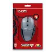 MOUSE USB OTICO EVUS GAMER PRECISION MG-06 PRATA