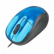 MOUSE USB PLENUS LEADERSHIP AZUL 1221