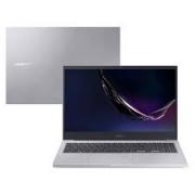 NOTEBOOK SAMSUNG E30 15.6 I3 1011U 4GB HD 1TB W10 PRATA BIVOLT