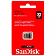 PEN DRIVE 32GB CRUZER FIT SANDISK SDCZ33