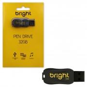 PEN DRIVE 32GB USB 2.0 TITAN BRIGHT PD159 PRETO