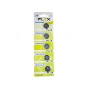 PILHA MOEDA LITHIUM 3V CR1616 FLEX FX-CR1616 (CARTELA C/ 05UND)