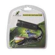 PLACA DE CAPTURA DE AUDIO E VIDEO USB 2.0 X-CELL XC-PC-USB/EASY