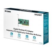 PLACA DE REDE PCI 10/100/1000 D-LINK DGE-528T