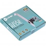 PLACA DE REDE PCI-E 10/100 VINIK PRV100E 26260