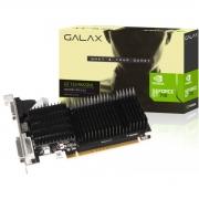 PLACA DE VIDEO PCI-E GALAX GT 710 01GB DDR3 64BITS 1600MHZ