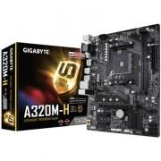 PLACA MAE PARA AMD GIGABYTE A320M-H DDR4 AM4