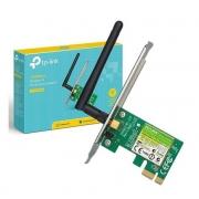 PLACA PCI-E WIRELESS 150MBPS TP-LINK TL-WN781ND