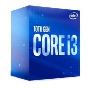 PROCESSADOR INTEL CORE I3 10100F 3.6GHZ 6MB BOX LGA-1200