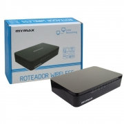 ROTEADOR WIRELESS 300MBPS MYMAX WR9361A-BK