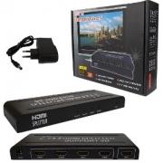 SPLITTER HDMI 01 ENTRADA 4 SAIDAS INFOKIT / XTRAD XT-2047