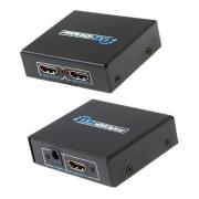 SPLITTER HDMI 01 ENTRADA X 2 SAIDA 1.4 3D EXBOM