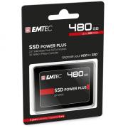 SSD INTERNO 2,5 480GB SATA III EMTEC ECSSD480GX150