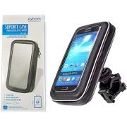 SUPORTE PARA GPS E SMARTPHONE MOTO E BICICLETA EXBOM SP-C20L