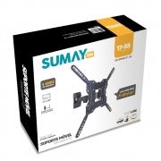 SUPORTE TV 17/55 POLEGADAS SUMAY SM-SPMA2