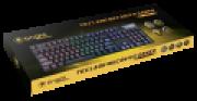 TECLADO USB GAMER MECÂNICO BRIGHT GTC560 PRETO