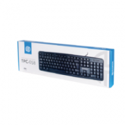 TECLADO USB HOOPSON TPC-058 PRETO