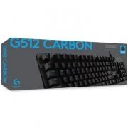TECLADO USB MECÁNICO RGB LOGITECH G512 PRETO