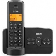 TELEFONE S/ FIO DECT 6.0 COM SEC. ELETRONICA ELGIN TSF800SE