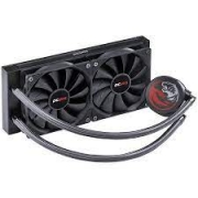 WATER COOLER DUAL 240MM SANGUE FRIO 2 250W PCYES 32836