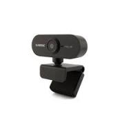 WEBCAM FULL HD 1080P USB 2.0 COMTAC PRETA 9379