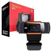 WEBCAM HD 720P USB 2.0 C3TECH WB-70BK PRETA