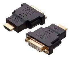 ADAPTADOR DVI FEMEA X HDMI MACHO DEX